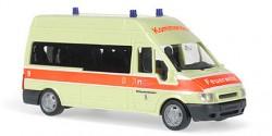Ford Transit MTW Feuerwehr Dielsdorf