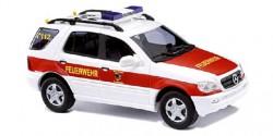 Mercedes Benz M-Klasse ELW Feuerwehr Minden