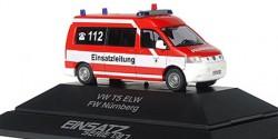 VW T5 ELW Feuerwehr Nürnberg
