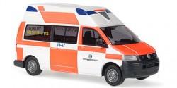 VW T5 Hornis Silver KTW Rettungsdienst Goslar