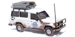Toyota Land Cruiser HZ J78 THW