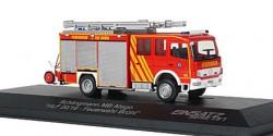Mercedes Benz Atego HLF 20/16 Feuerwehr Brühl