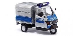 Piaggio Ape Polizei Mettmann