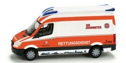 Mercedes Benz Sprinter Delfis RTW Feuerwehr Giessen