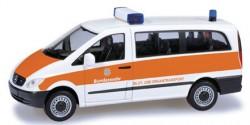 Mercedes Benz Vito Bundeswehr Blut- und Organtransporte