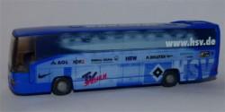 Mercedes Benz O 404 RHD Mannschaftsbus HSV 2002