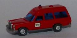 Mercedes Benz 200 Binz KTW Feuerwehr