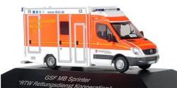 Mercedes Benz Sprinter RTW Kooperation RKiSH, Schleswig-Holstein