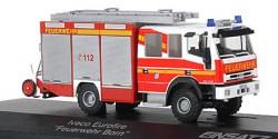 Iveco Magirus EuroFire HLF 16/20 Feuerwehr Born