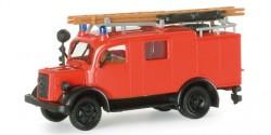 Mercedes Benz Eckhauber LF 8 Feuerwehr
