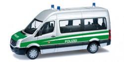 VW Crafter Polizei Bayern