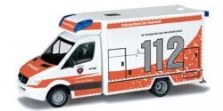 Mercedes Benz Sprinter RTW Feuerwehr Siegen