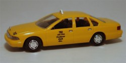 Chevrolet Caprice Yellow Cab (Taxi)