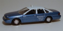 Chevrolet Caprice Taxi Beverly Hills