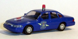 Ford Crown Victoria Michigan State Police