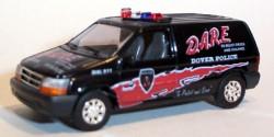 Dodge Van Dover Police D.A.R.E.