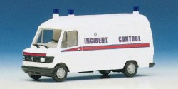 Mercedes Benz 207 D Incident Controll
