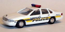 Chevrolet Caprice Clarendon Hills Police