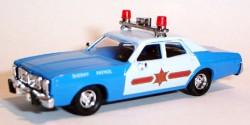 Dodge Monaco Police