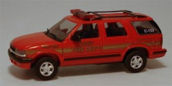 Chevrolet Blazer U.S. Fire Chief