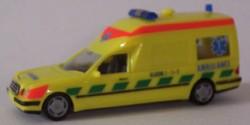 Mercedes Benz E230 Binz Ambulance Niederlande