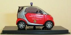 Smart City Coupe Feuerwehr Sachsen-Anhalt