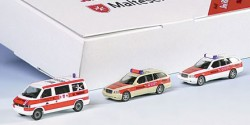 VW Caravelle Baby-Notarzt Johanniter Würzburg
