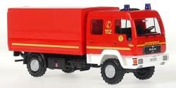 MAN L 2000 Dekon-P Feuerwehr Hamburg Harburg