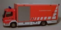 Mercedes Benz Atego 04 Koffer-LKW LRF Ladebordwand FW Essen