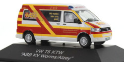 VW T5 ASB Worms