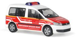 VW Caddy Maxi Werkfeuerwehr Infraserv Höchst