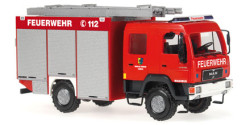 MAN LE TLF 16/25 Feuerwehr Ludwigslust