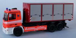 Mercedes-Benz Actros WLF AB Rüst Feuerwehr Stuttgart