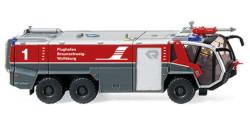 Panther 6x6 FLF Feuerwehr Flughafen Braunschweig-Wolfsburg