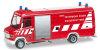 Mercedes Benz Vario Wasserrettung Feuerwehr Essen