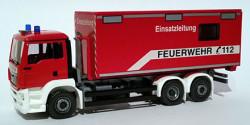 MAN TGS WLF AB Einsatzleitung Feuerwehr