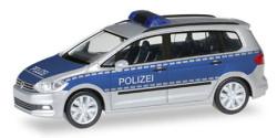 VW Touran Polizei Niedersachsen