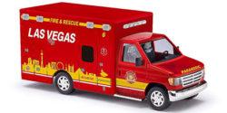 Ford E-350 Las Vegas Fire & Rescue