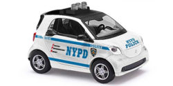 Smart Fortwo 14 NYPD