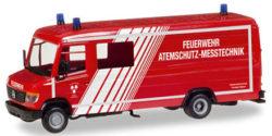 Mercedes Benz Vario Langkasten GW-A/S Feuerwehr Landshut