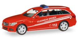 Mercedes Benz C-Klasse T-Modell Feuerwehr Bremen