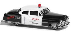 Cadillac '52 Limousine Police Coolidge