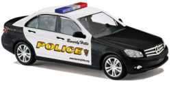 Mercedes Benz C-Klasse Beverly Hills Police