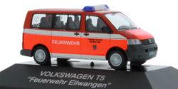VW T5 MTW Feuerwehr Ellwangen