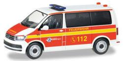 VW T6 MTW Feuerwehr Norderstedt