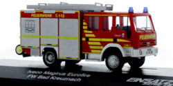 Iveco Magirus Eurofire Feuerwehr Bad Kreuznach