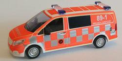 Mercedes Benz Vito Flughafenfeuerwehr Bremen First Responder