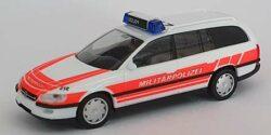 Opel Omega Militärpolizei Schweiz